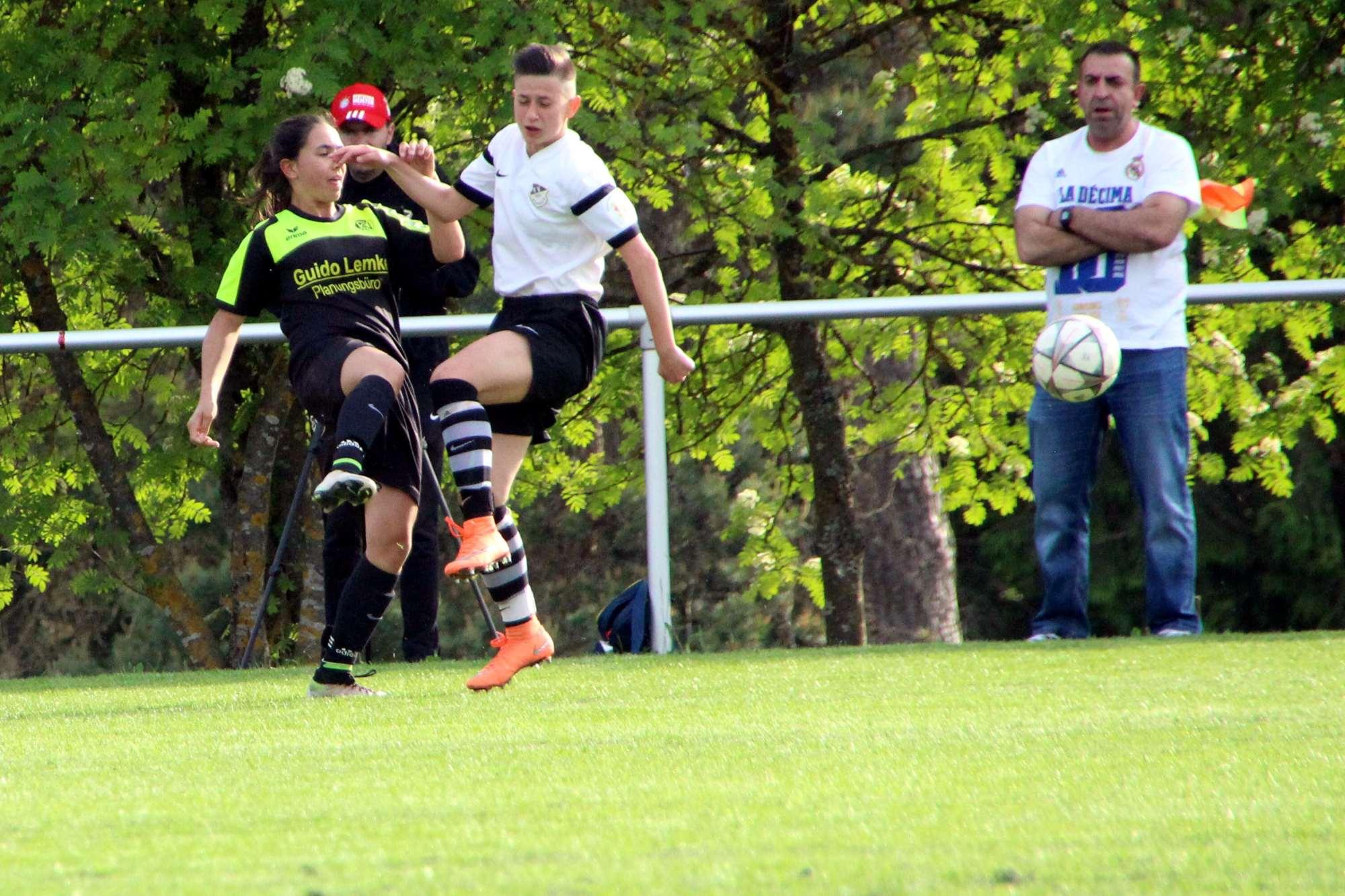 Verbandsliga - B-Juniorinnen unterliegen 1:4 in Marbach