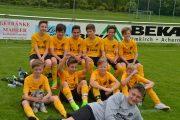 D-Junioren Pokalfinale: SC Freiburg - FC Neuenburg