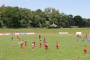 F- und G-Jugendturnier des FC Neuenburg am 21.05.2017
