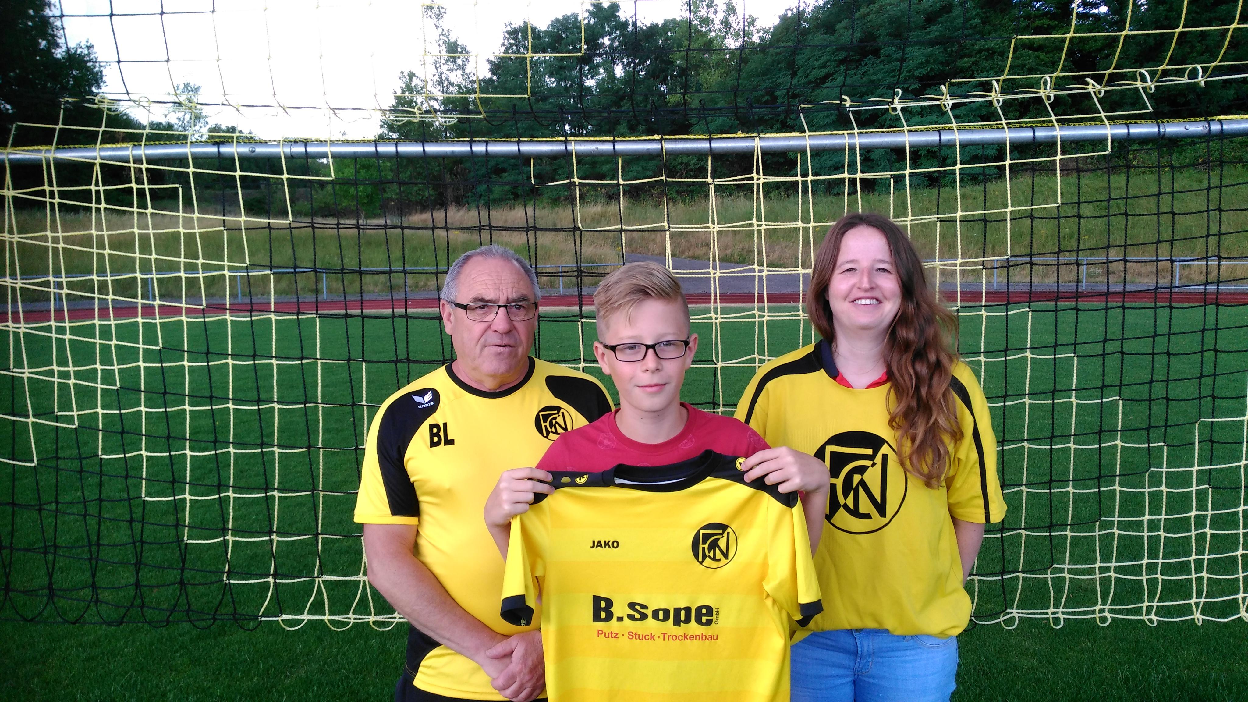 Talentierter Jugendspieler wechselt vom FC Neuenburg zum SC Freiburg