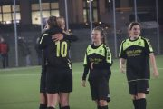 B-Juniorinnen gewinnen 16:1 gegen den JFV Sulzbach