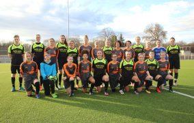 B-Juniorinnen – Gemeinsamer Trainingstag mit der U16 des FC Selestat (F)