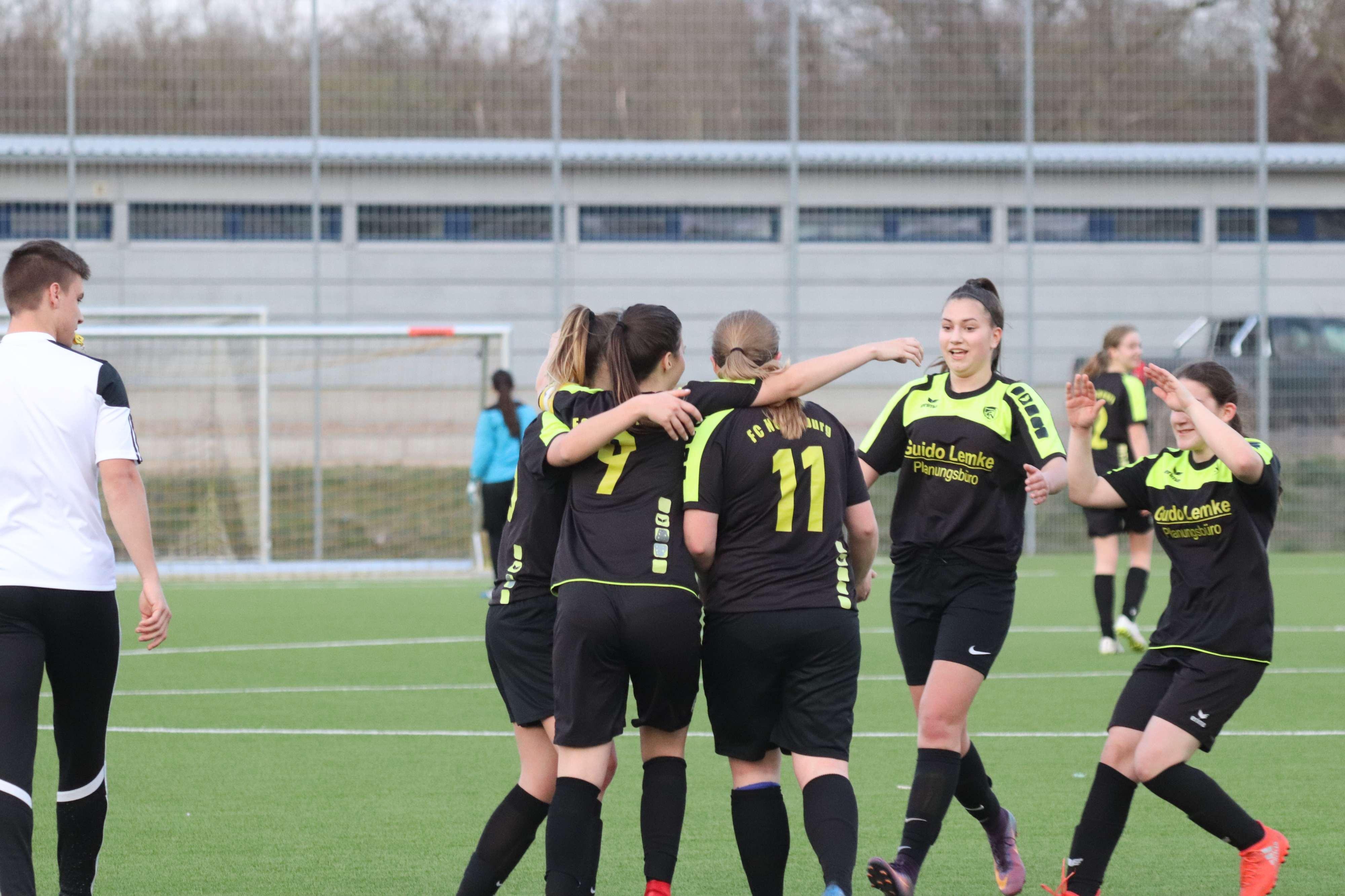 B-Juniorinnen: Hart erkämpfter 4:2 Heimsieg gegen die SG Wolfenweiler