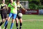 """B-Juniorinnen: Unglückliches """"Aus"""" im Viertelfinale beim SV Ebnet"""